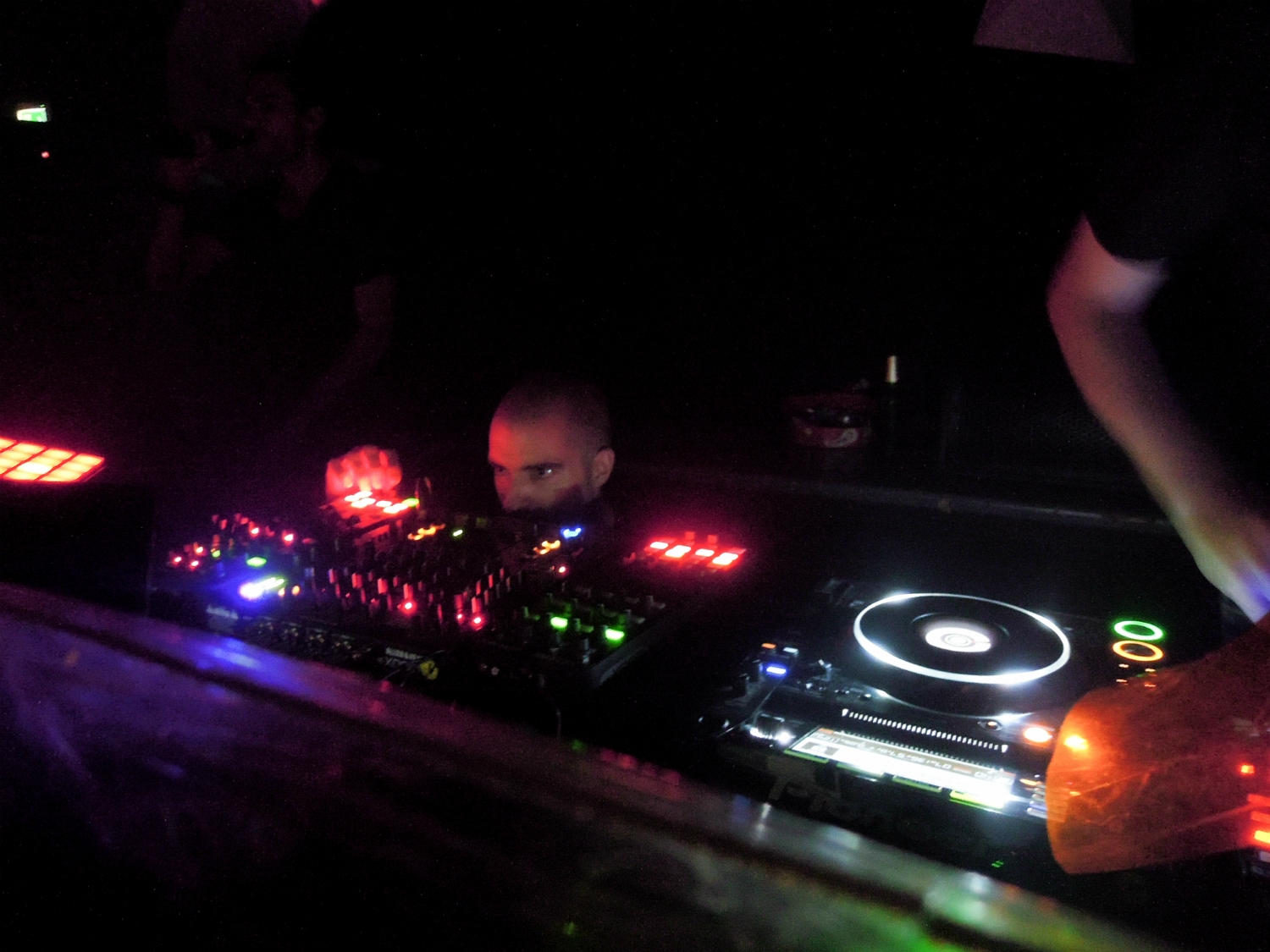 Chris Liebing zu Gast in der Distillery in Leipzig