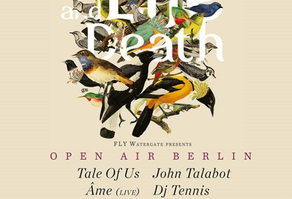 22.06.2014 - FLY-Watergate presents: Life and Death Open Air - Rummelsburg, Berlin