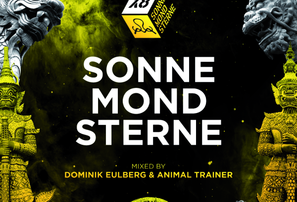 Sonne Mond Sterne X8 – mixed by Dominik Eulberg & Animal Trainer