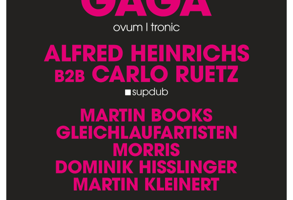 03.08.2014 – Cube Plus Night mit Gaga & Supdub Residents – Suicide Circus, Berlin