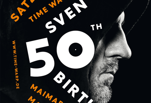 25.10.2014 - Sven Väth 50th Birthday Party - Maimarkthalle, Mannheim