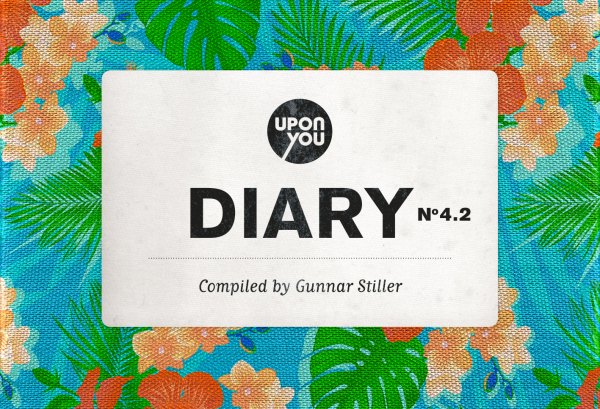 Upon You Diary No. 4.2 compiled by Gunnar Stiller