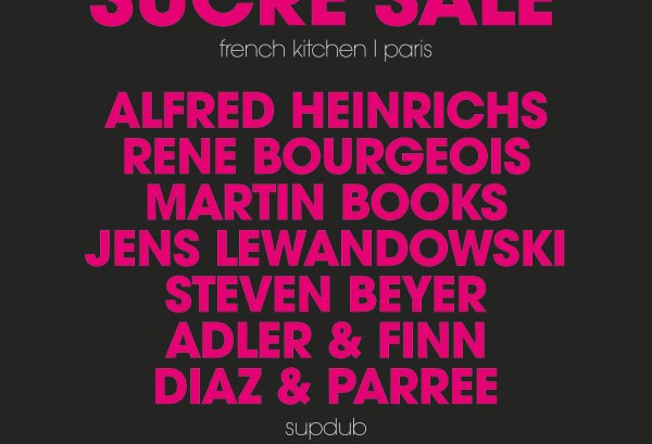 05.12.2014 – Cube Plus Night mit Sucré Salé & Supdub Residents – Suicide Circus, Berlin