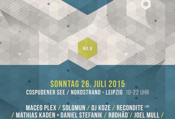 26.07.2015 – TH!NK? Open Air 2015 – Cospudener See, Leipzig