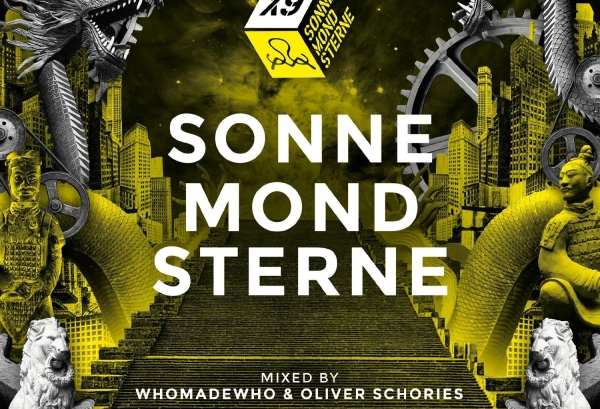 Sonne Mond Sterne X9 – mixed by WhoMadeWho & Oliver Schories