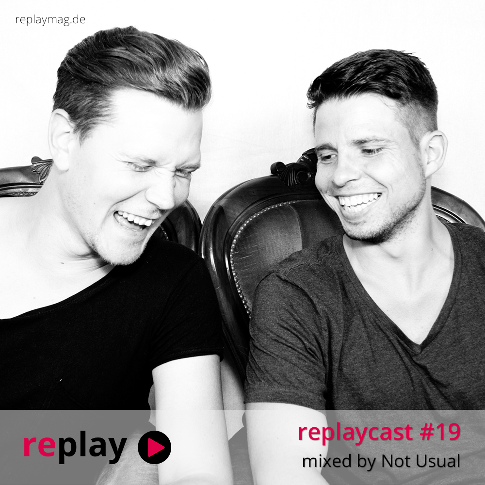 replaycast #19 - Not Usual