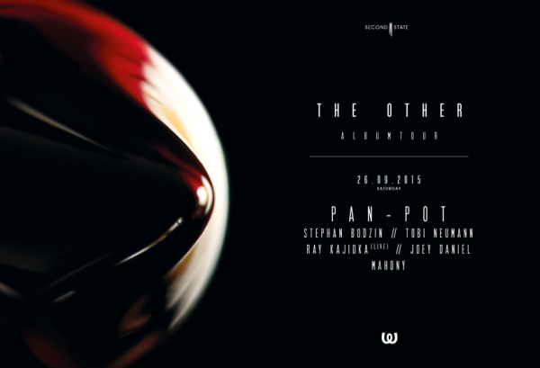 "26.09.2015 - Pan-Pot ""The Other"" Album Release - Watergate, Berlin"