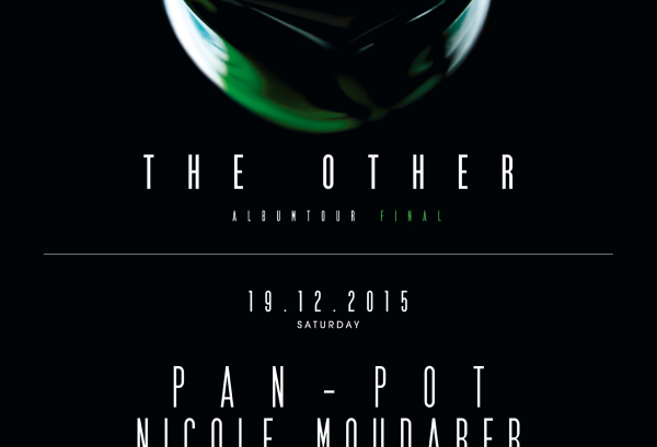 19.12.2015 – Pan-Pot Album Tour-Finale – Watergate, Berlin
