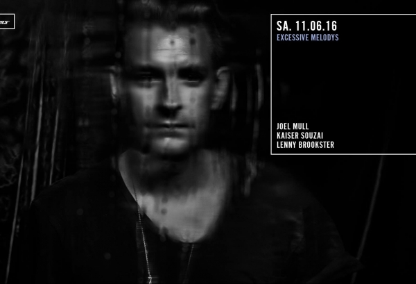11.06.2016 – Excessive Melodys mit Joel Mull, Kaiser Souzai & Lenny Brookster – Distillery, Leipzig