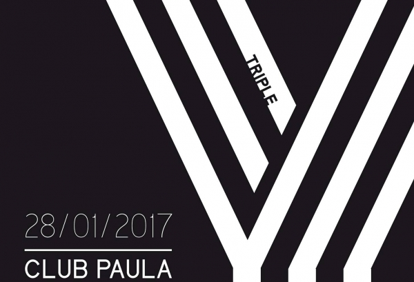 28.01.2017 – Triple Y mit The Reason Y, Marvin Hey & Jekyll&Hyde – Club Paula, Dresden