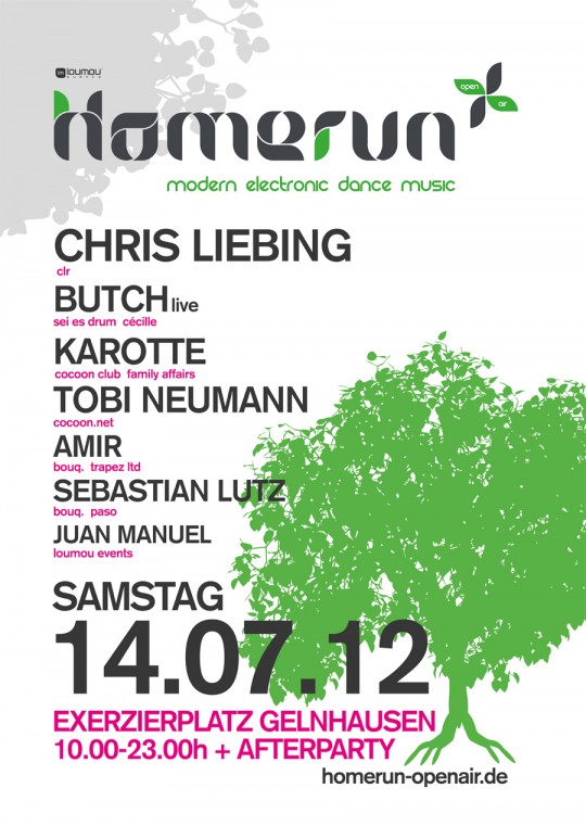 14.07.2012 - Homerun Open Air 2012 - Gelnhausen