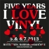 05.-06.07.2013 - I Love Vinyl Open Air - Barbarossahöhle, Rottleben