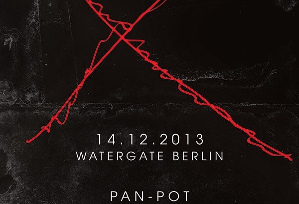 14.12.2014 - Pan-Pot X-Tour - Watergate, Berlin