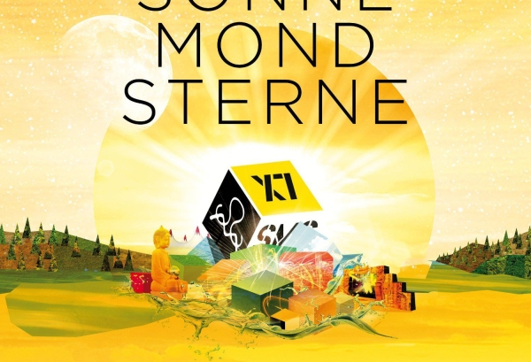 Sonne Mond Sterne X7 – mixed by Pan-Pot & Dirty Doering
