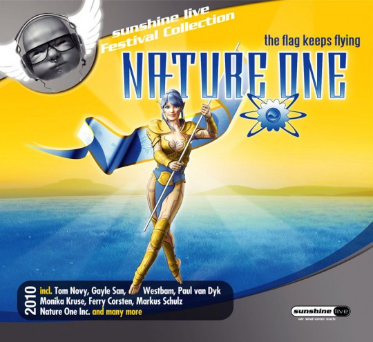 Nature One 2010 - The Flags Keep Flying - Die Compilation